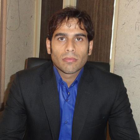 آقای حمید احمدی